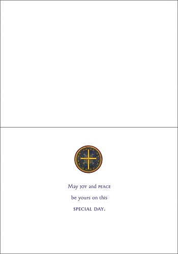 Blessings for the Servant of God, pack of 10 cards