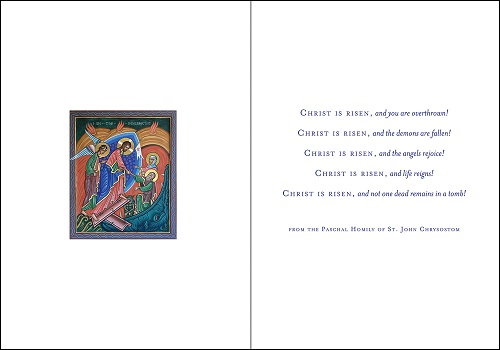 Death Defeated, Pascha/Easter cards