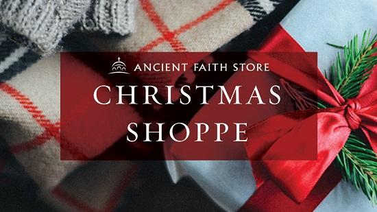 Enter the Christmas Shoppe