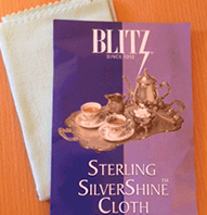 Blitz Polishing Cloth