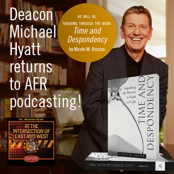 Deacon Michael Hyatt returns to AFR!