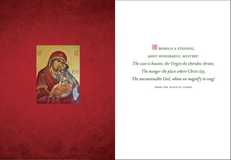Hallejulah, pack of 15 Christmas cards