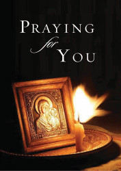 Praying for You, pack of 10 cards