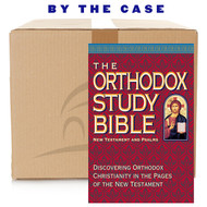 The Orthodox Study Bible, New Testament & Psalms, Paperback (case of 12)