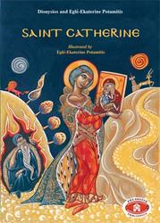 Saint Catherine of Alexandra by Dionysios and Eglé -Ekatarine Potamitis