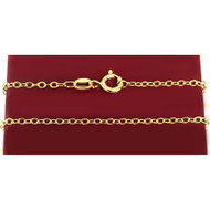 "18"" Goldtone Chain"