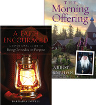 Devotional Gift Set: A Faith Encouraged / The Morning Offering
