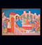 APRIL 2018 Parable of the Ten Virgins Matthew 25:1-13 icon by an unknown iconographer (photo courtesy of Orthodox Christian Supply)  2018 Icon Calendar © 2017 by Ancient Faith Publishing
