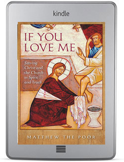 If You Love Me: Serving Christ and the Church in Spirit and Truth by Matthew the Poor
