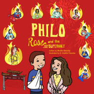 Philo, Rose and the Joy SuperHoly by Mireille Mishriky, illustrated by S. Violette Palumbo