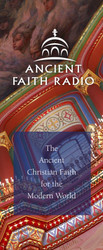 50-Pack Ancient Faith Radio. This informative brochure is a perfect handout for the church narthex, bookstore, festival, and anywhere else evangelical literature is made available to the public.
