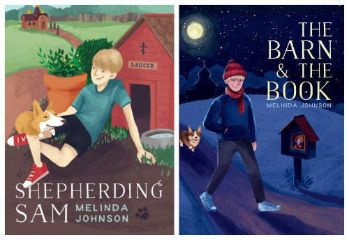 Two-Book Series: Shepherding Sam & The Barn and the Book by Melinda Johnson