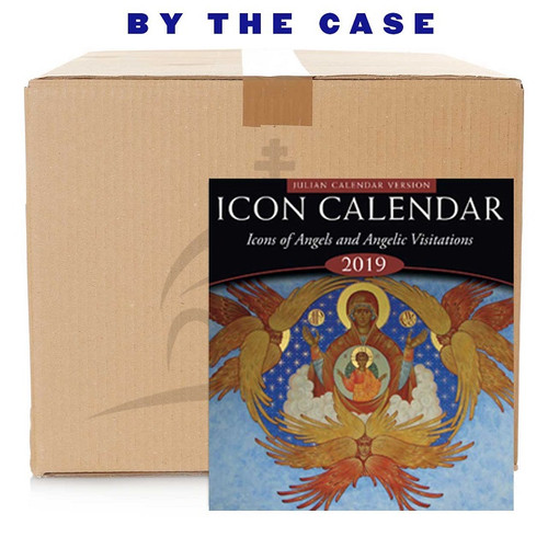 2019 Icon Calendar, Icons of Angels and Angelic Visitations
