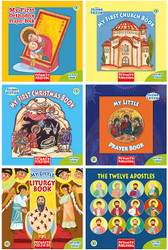 My First Series 1-6: Complete Set of 6 Children's Books