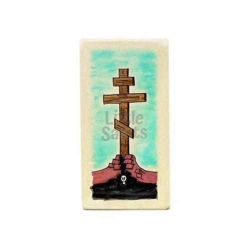 Little Saints Holy Cross Individual Block
