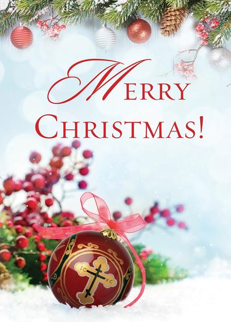 Merry Christmas, individual Christmas card - Ancient Faith ...