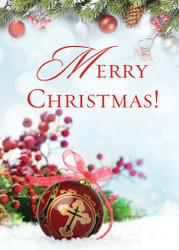 Merry Christmas, individual Christmas card