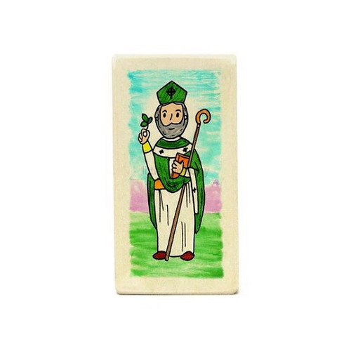 Little Saints Saint Patrick Individual Block