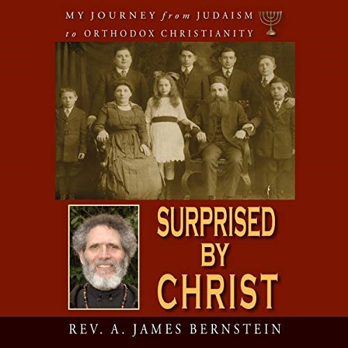 Surprised by Christ; Audiobook