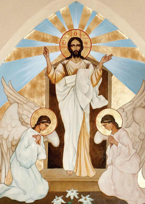 Rise Again, individual Pascha / Easter card