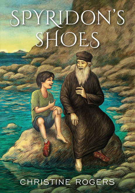 Spyridon's Shoes by Christine Rogers