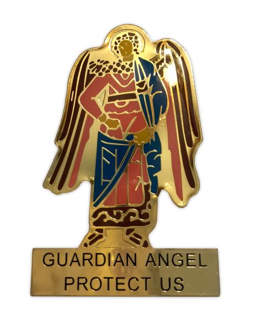 Auto Visor Clip, Guardian Angel icon