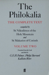 The Philokalia, Volume 2: The Complete Text. Translated and edited by G.E.H. Palmer, Philip Sherrard, and Kallistos Ware