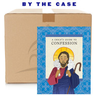 A Child's Guide to Confession by Ancient Faith Publishing, illustrated by Nicholas Malara (case of 48)