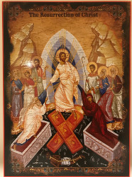 The Resurrection of Christ, large icon
