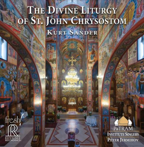 CD - The Divine Liturgy of St. John Chrysostom, Kurt Sander