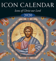 2020 Icon Calendar, Icons of Christ our Lord