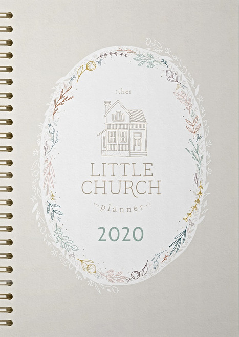 2020 Little Church Planner