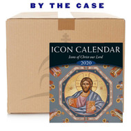 2020 Icon Calendar, Icons of Christ our Lord (case of 53)