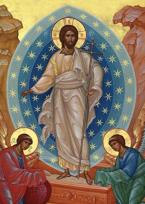 Risen Christ, pack of 10 cards