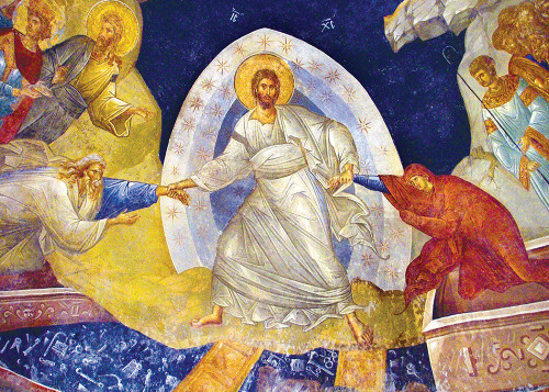 Christ is Risen, pack of 10 Pascha / Easter cards