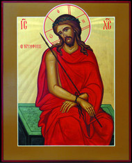 Christ the Bridegroom, large icon