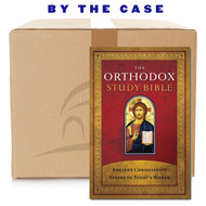 The Orthodox Study Bible, Hardcover (case of 12)