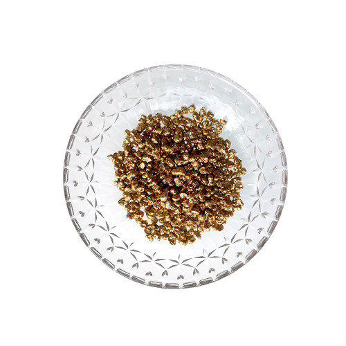 Gold musk incense, 1 ounce, loose