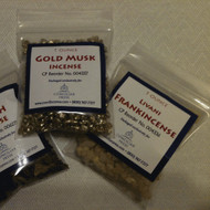 Frankincense incense, 1 ounce package