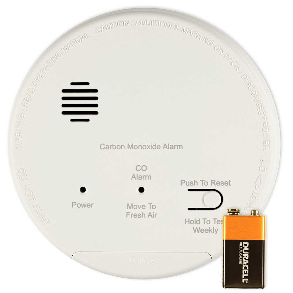 Gentex GN-503F Hard Wired Smoke/Carbon Monoxide Photoelectric Alarm ...