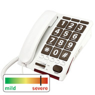 Serene Innovations HD-60J Jumbo Button Amplified Phone