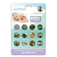 Sound Oasis Spa Retreat Sound Card