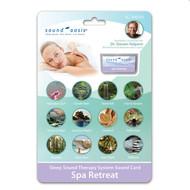 Sound Oasis Spa Retreat Sound Card