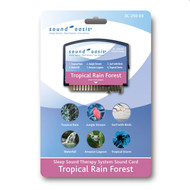 Tropical Rain Forest Sound Card for S-550-05