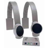 Audio Fox Gray