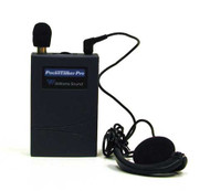Williams Sound Pocketalker Pro Personal Sound Amplifier with Wide Range Earphone E08