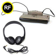 Williams Sound TV Talker Flex WFM 270 TV Listening System with Headphone