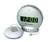 Sonic Alert Sonic Boom SBT425ss Vibrating Alarm Clock and Phone Signaler
