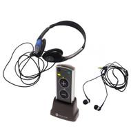 Comfort Audio Duett New Personal Listener with Earphone / Headphone