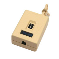 W10 In-Line Ivory Phone Amplifier by Clarity